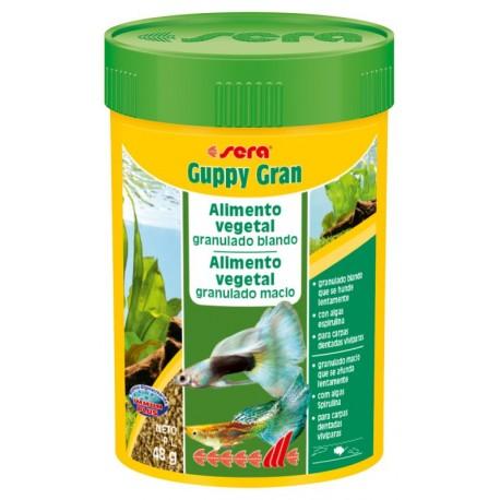 Sera Guppy Gran 100 ml