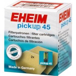 EHEIM cartucho filtrante (2 u) para pickup 45 (2006)